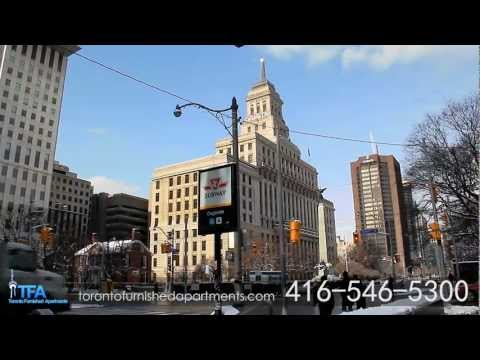 Toronto Furnished Apartments - 140 Simcoe Street, Toronto