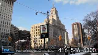 Toronto Furnished Apartments - 140 Simcoe Street
