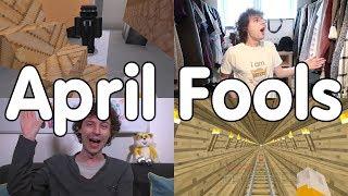 Top 7 - April Fools Videos