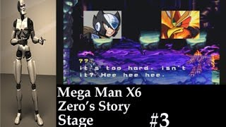 Mega Man X6 Zero