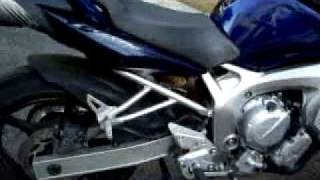 YAMAHA FAZER S2 AÑO 2006  3500€  Bikespainclassic