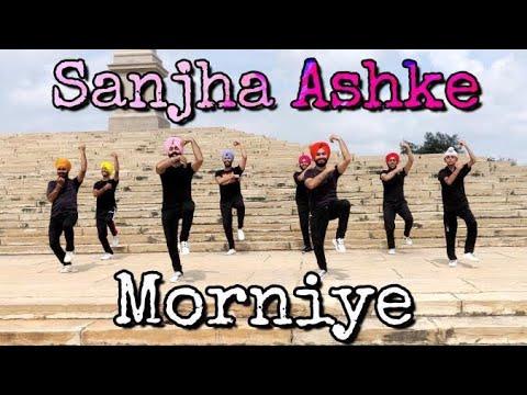 Morniye   The Landers   Bhangra   Sanjha Bhangra   Ashke Bhangra