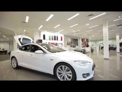 Tesla Australia - company update incl. Powerwall battery, Gigafactory, Model X.