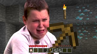 Minecraft Memes I waтch when my Luck is Low