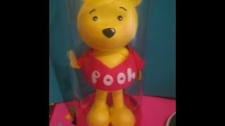 Armado Paso A Paso Winnie The Pooh Fofucho Disney Artfoamicol Moldes Patrones foami Goma eva.AVI