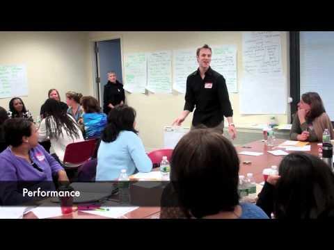 CAE Music Teaching Artist Leads a Professional Development Session for Teachers