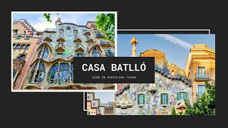INSIDE THE CASA BATLLÓ BY GAUDÍ, BARCELONA - Zoom in Barcelona Tours