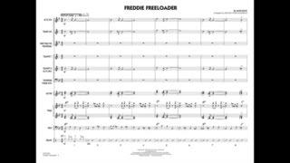 Freddie Freeloader by Miles Davis/arr. Michael Philip Mossman