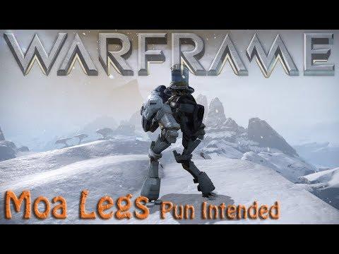 Warframe - Moa Legs Pun Intended thumbnail