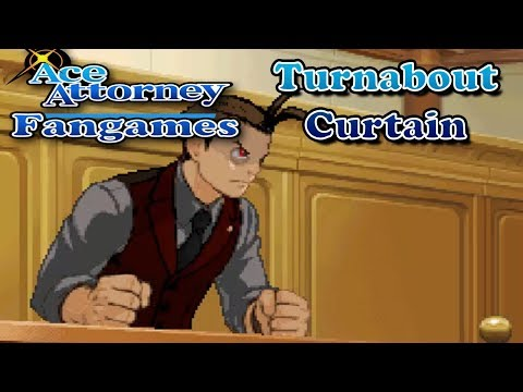 Turnabout Curtain