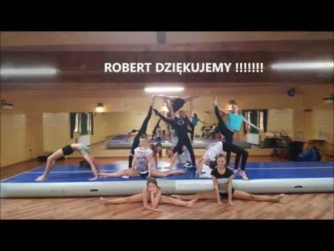 Akrobatyka- Letni Obóz Poronin 2016