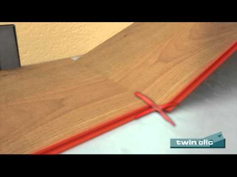 The Difference Between Rapidfit And Twinclic Flooring Systems Youtube