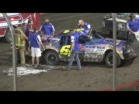 Beatrice Speedway Hobby Stock Feature June 2, 2017