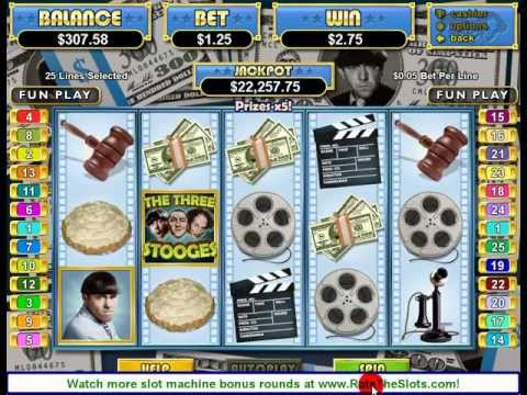 3 stooges slot machine