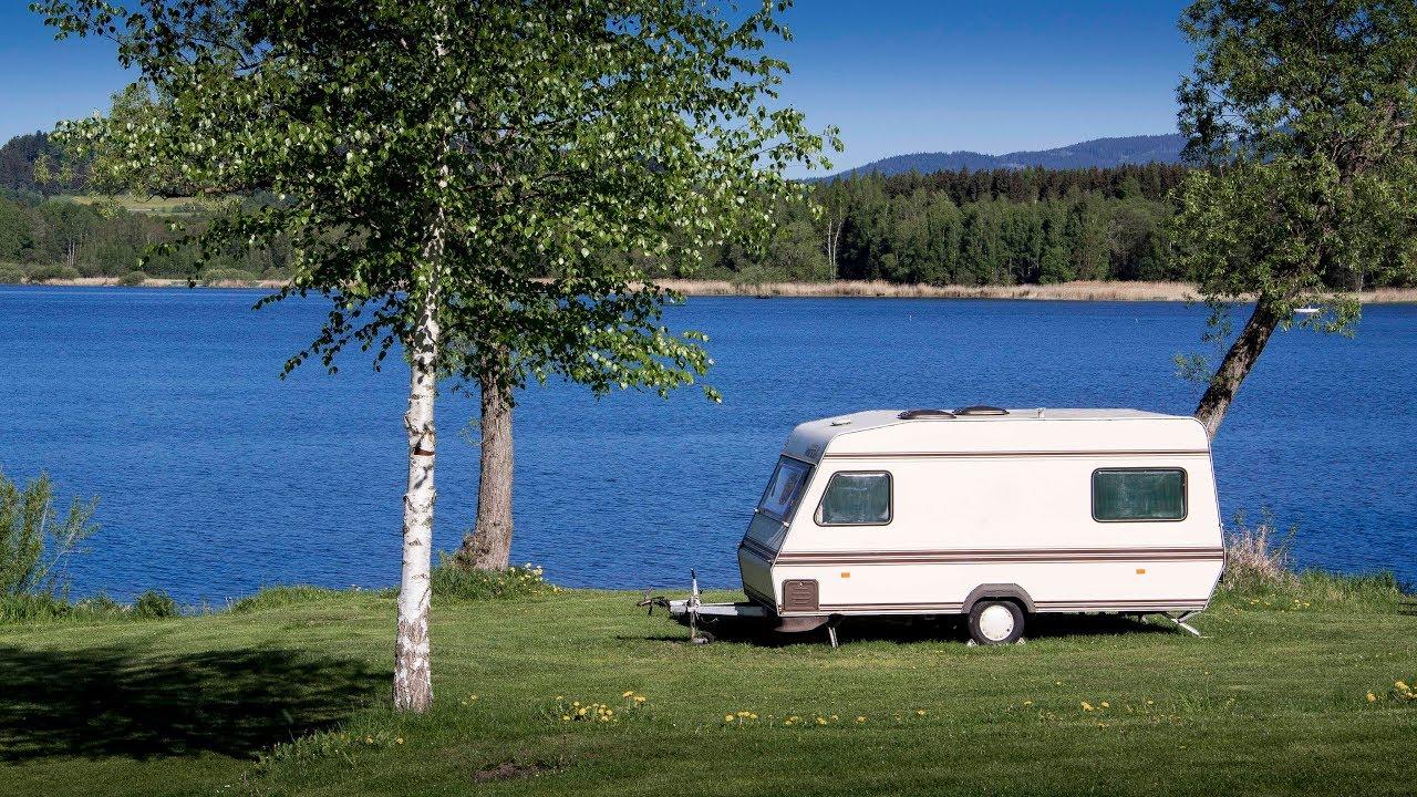 Reisebericht Camping Olsina (Lipno - Tschechien) Mai 8