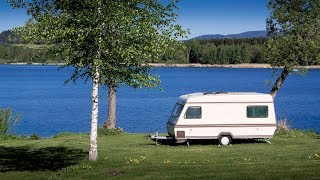 Reisebericht Camping Olsina (Lipno - Tschechien) Mai 2018