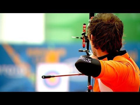 Recurve Men Bronze - Stage 1 : SHANGHAI - Archery World Cup 2014
