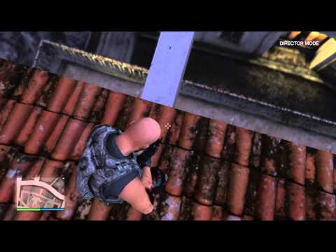 Grand Theft Auto V pacor and fails lol