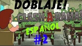 Doblaje Clash a Rama Cap. 2 Español Latino Universidad de Duendes
