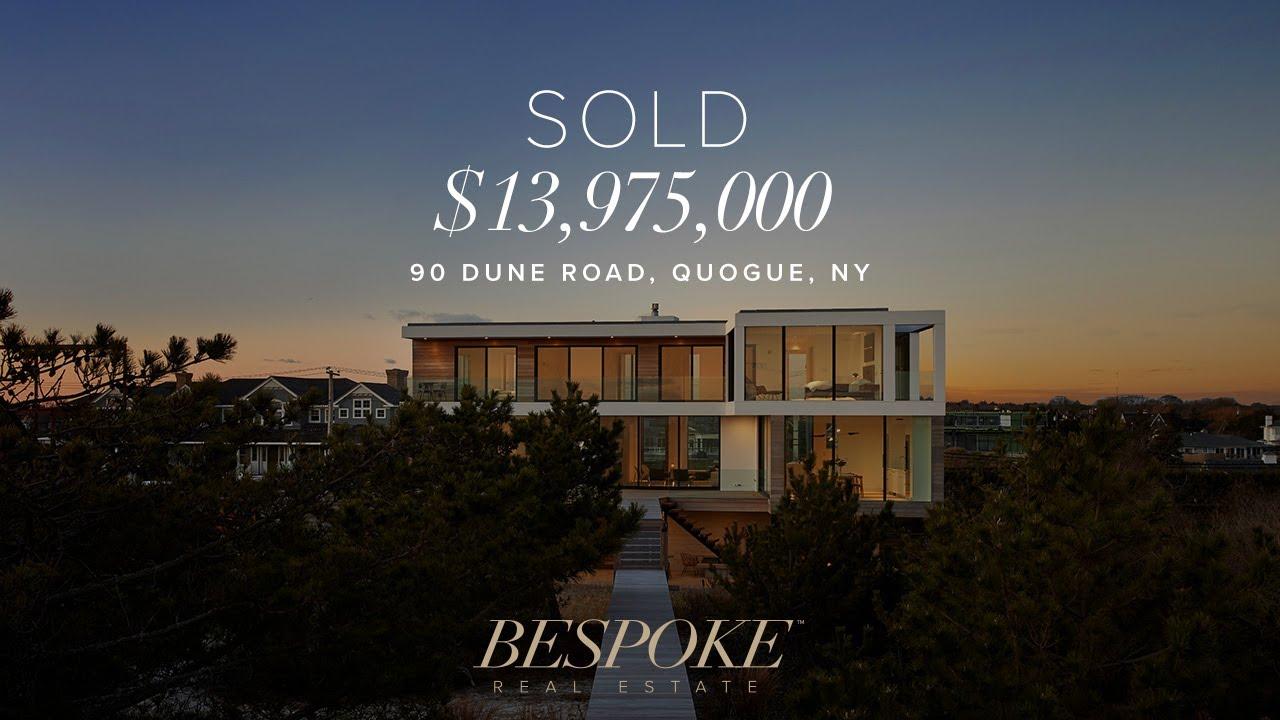 90 dune road  quogue  ny - hamptons real estate