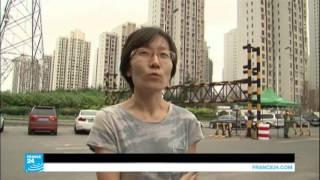 ...الصين: سكان تيانجين يرفضون العودة والسلطات تصر على مح