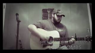 She Got The Best Of Me Cover - Luke Combs (Ethan Reynolds)