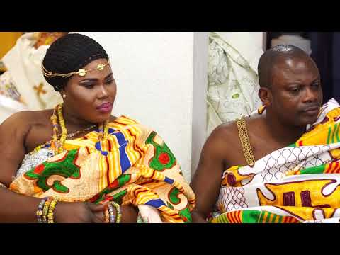 NANA & MAMA GEE TRADITIONAL MARRIAGE