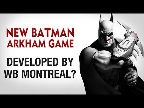 Batman: Arkham Origins - Developed by WB Montreal?
