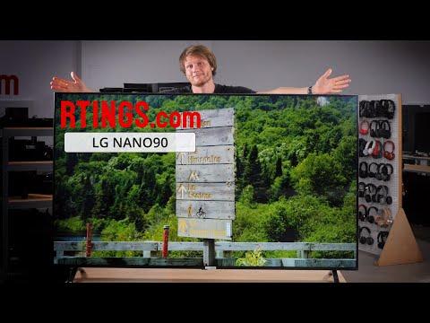 LG NANO90 TV Review (2020) – The New NanoCell TV