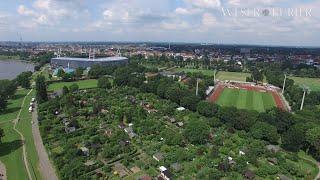 Vogelperspektive: Mit der Drohne über Bremen, Bremerhaven und umzu