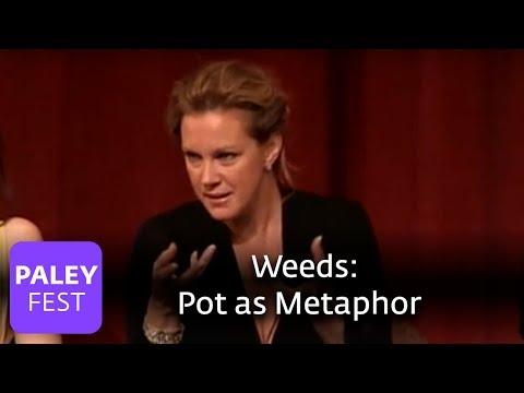 Weeds - Elizabeth Perkins on Pot as Metaphor (Paley Center)