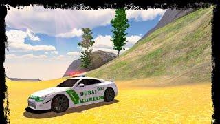 Car parking multiplayer реальная жизнь: полиция Дубаи