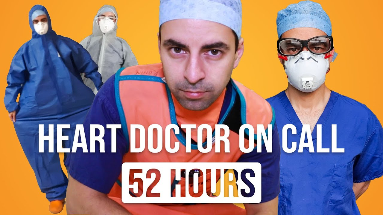 4 Nightshifts as a cardiologist at a time of COVID