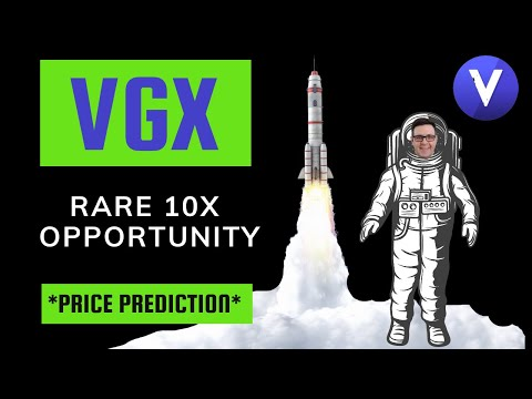 VGX – Voyager Token – A Rare Investment Opportunity!!! 2021 PRICE PREDICTION!!