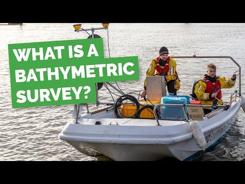 What is a Bathymetric Survey?