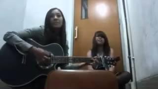 duet Video balasan 3 TKI TKW dengan menyanyi menggunakan gitar