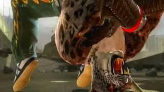 Tekken 6: Armor King's Story Mode (Arena)