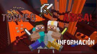 Minecraft - Torneo Abisal ( Grupos, Información, Pruebas )