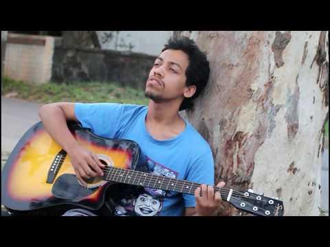Acoustic Fingerstyle Cover Of Baarish-Half Girlfriend By TUTUN