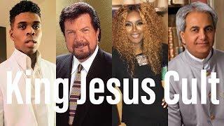 """King Jesus"" Cult Ministry aka Joshua Holmes Mike Murdock Juanita Bynum Benni Hinn"