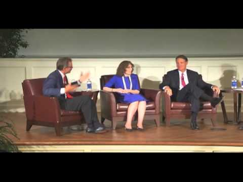 McGlothlin Leadership Forum 2013: Plenary Session
