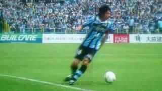 川崎フロンターレMFエドゥアルドネット  スーパーゴール