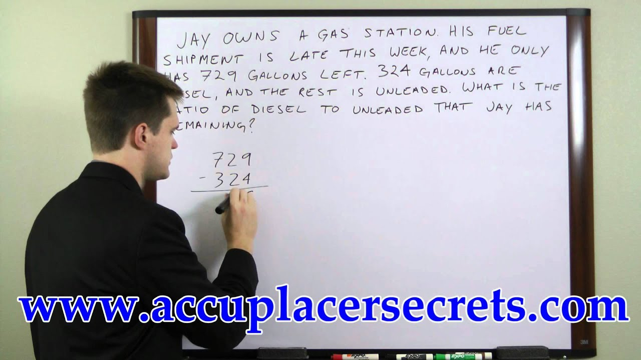ACCUPLACER College Level Math Tips - Free ACCUPLACER Test ...