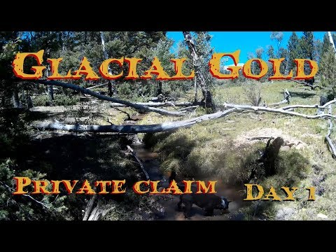 Gold Prospecting: Private Claim Day 1-Salida, CO