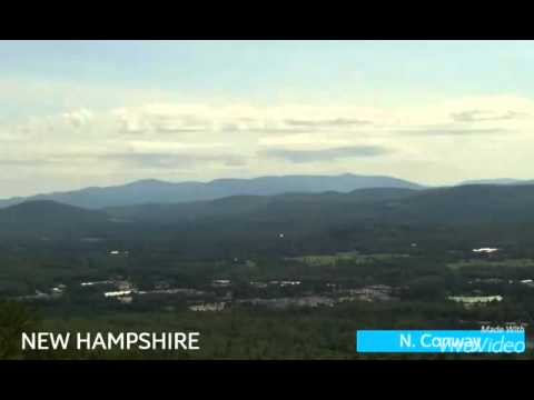 North Conway, New Hampshire - Nature Views