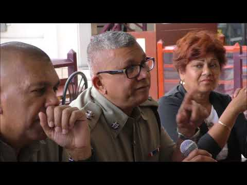 San Fernando Business Association in Conversation with The Police - March 24, 2018