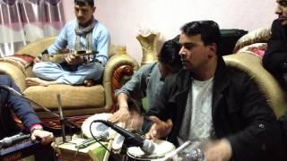 Pashto mast afghan song Bibi Shirin Zarif Yusufi Live Majlisi