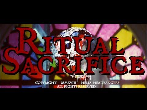 CURSED MOON - Ritual Sacrifice (Official Video)