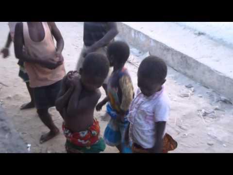 Ilha De Mozambique- Macuti town