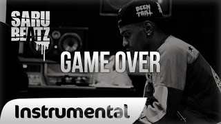 "Big Sean Style Rap Beat New School Instrumental "" Game Over "" - SaruBeatz ᴴᴰ"